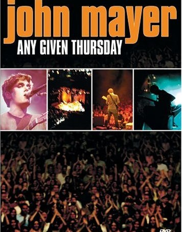 john mayer any given